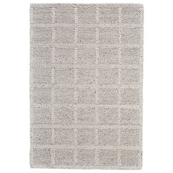 Mcmurry Hand-Woven Wool Ivory Area Rug by Williston Forge