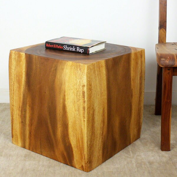 Motyka End Table By World Menagerie