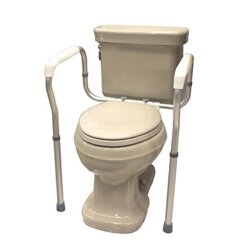 Toilet Safety Frame by Roscoe Medical