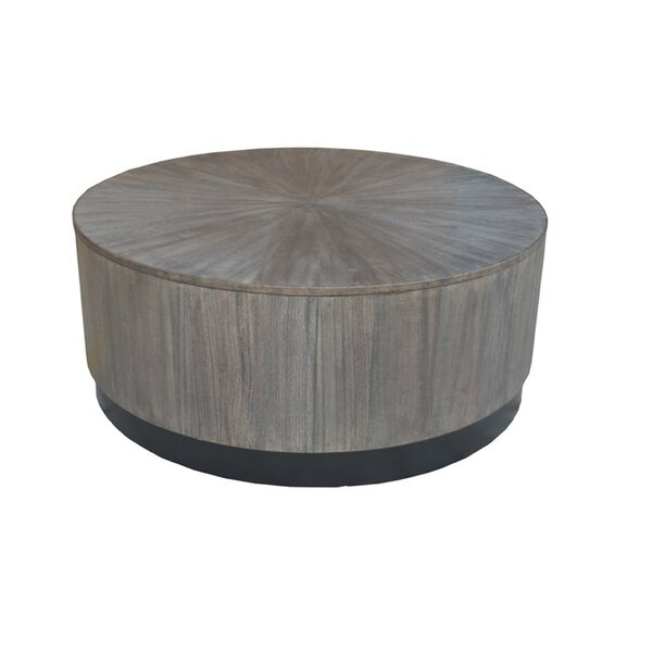 Carver Coffee Table - Carbon