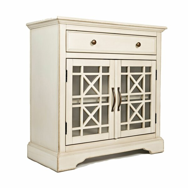 Darrel  2 Door Accent Cabinet by Charlton Home Charlton Home