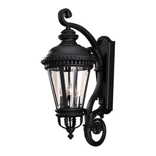 Reviews Llewellyn Outdoor Wall Lantern By Darby Home Co