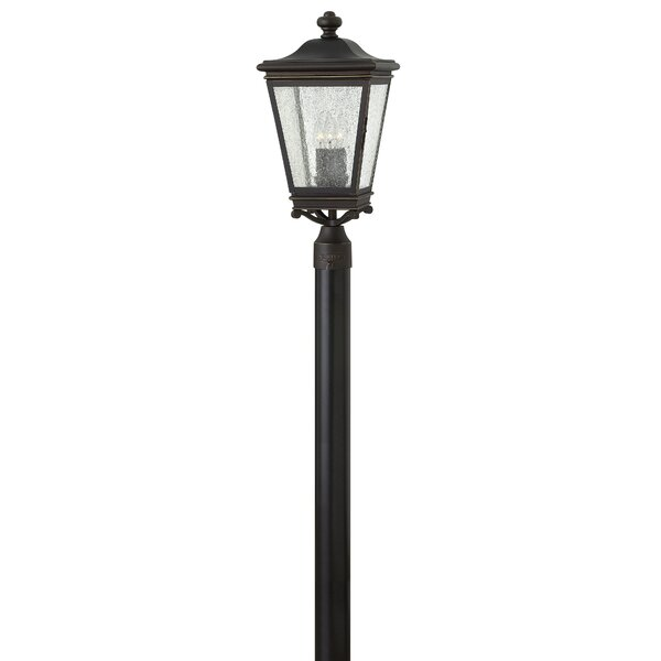 Pullins Outdoor 3-Light Lantern Head by Charlton Home