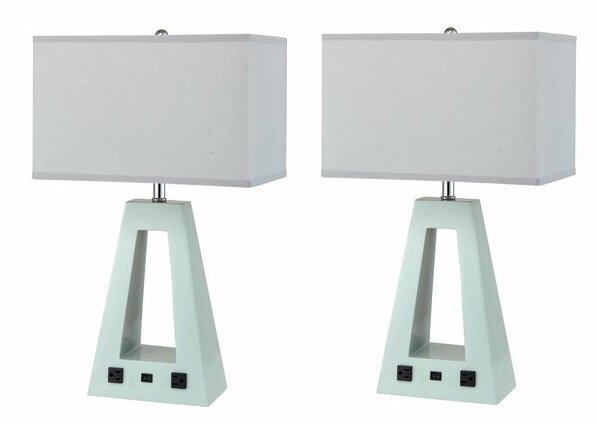 Bayerl 26 Table Lamp (Set of 2) by Brayden Studio