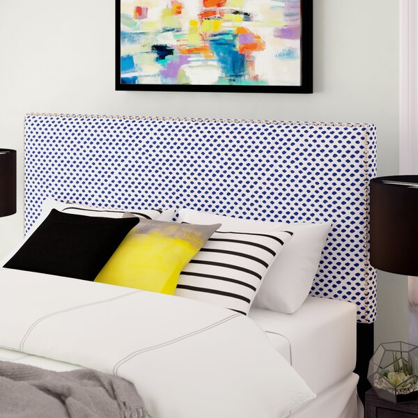 Frederick Upholstered Panel Headboard by Brayden Studio
