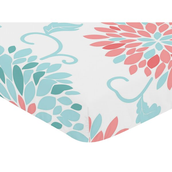 Emma Fitted Crib Sheet by Sweet Jojo Designs