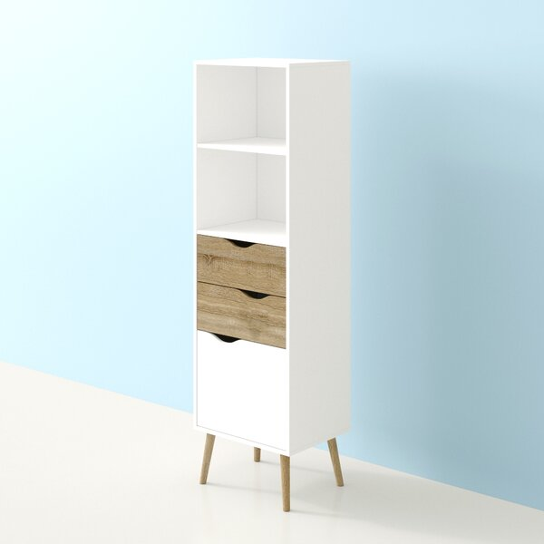 Dowler Standard Bookcase By Hashtag Home