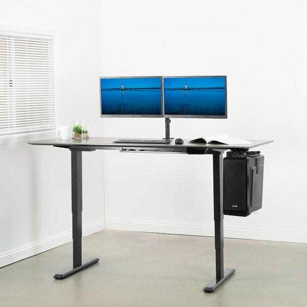 Electric Standing Height Adjustable Desk Frame