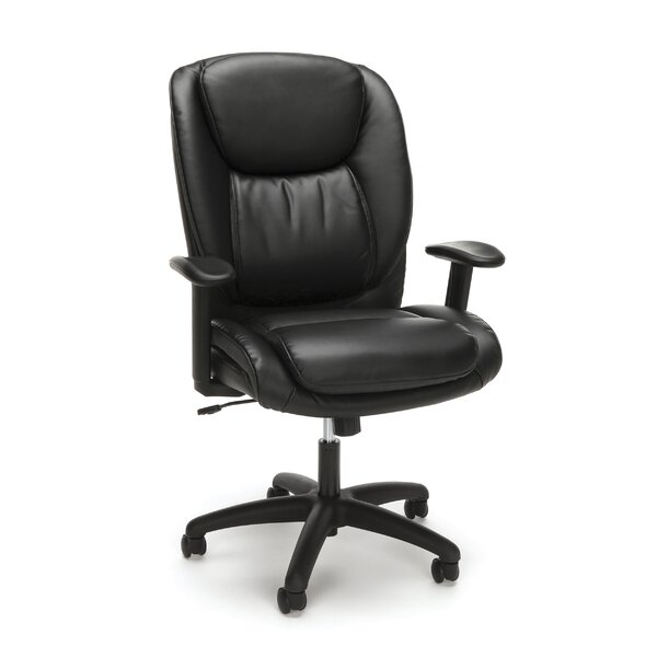 Ciotti High Back Executive Chair by Ebern Designs