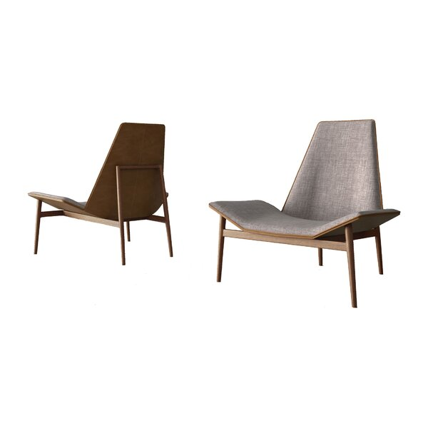 Rosalba Lounge Chair by Orren Ellis Orren Ellis