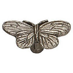 Naturalist Butterfly Novelty Knob by Premier Hardware Designs
