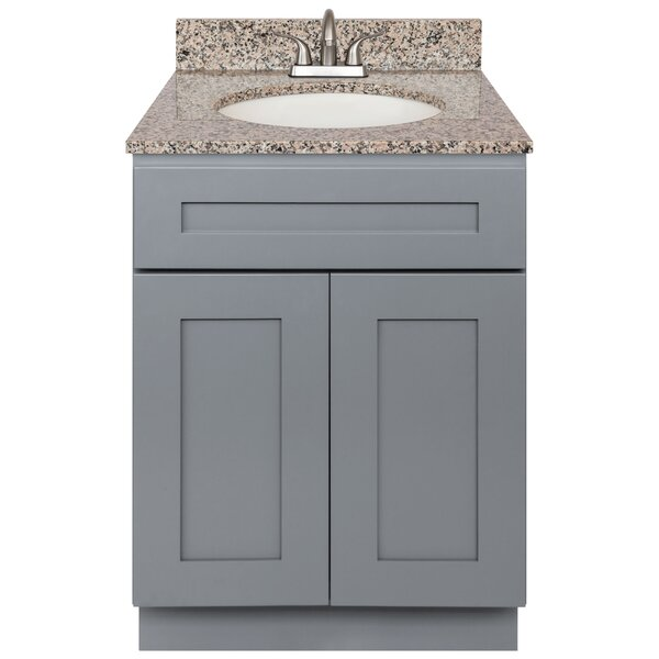 Mccumber 24 Single Bathroom Vanity Set by Winston Porter