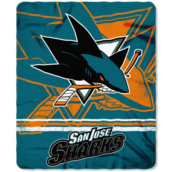 NHL Fade Away Throw by Northwest Co.