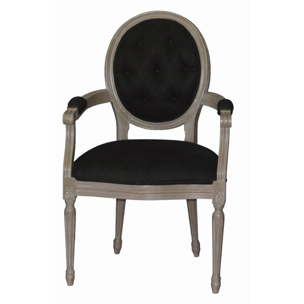 Leonora Upholstered Dining Chair by One Allium Way