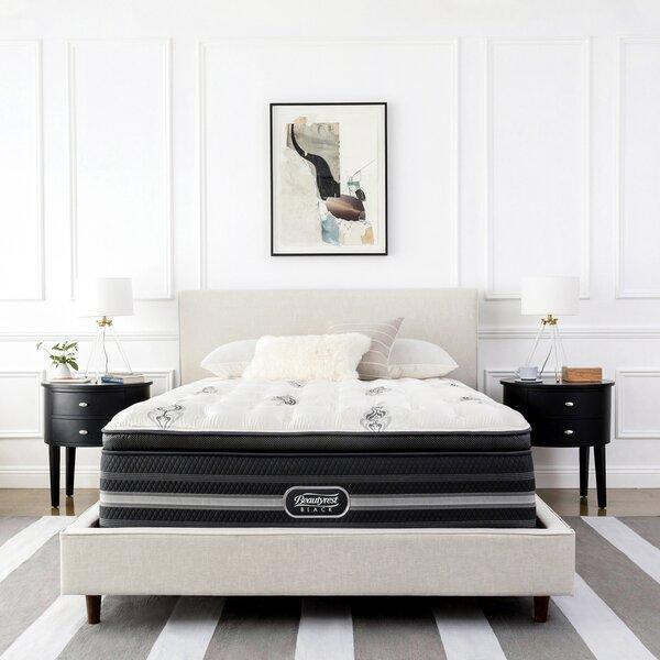 Beautyrest Black Katarina 15 Plush Pillow Top Mattress by Simmons Beautyrest