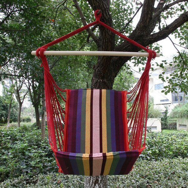 Chair Hammock by Adeco Trading