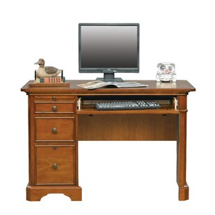Buy clear Chester Computer Desk By Alcott Hill