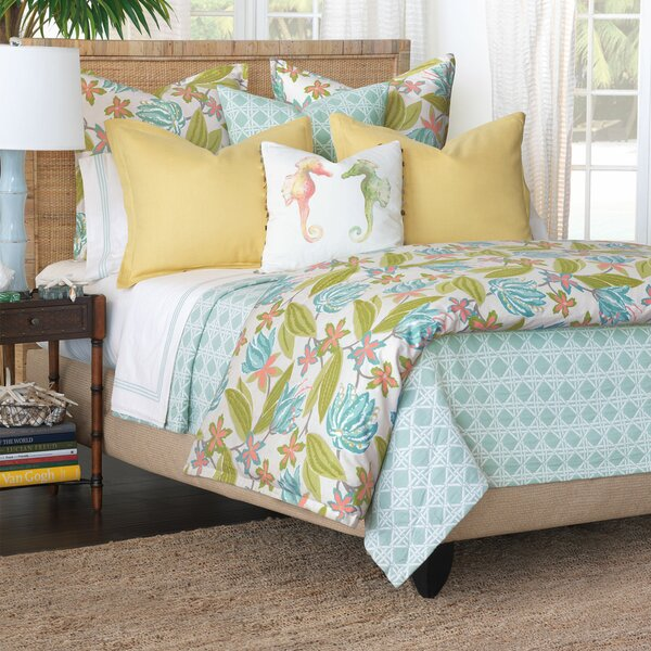 Lavinia Paradise Reversible Duvet Cover Set