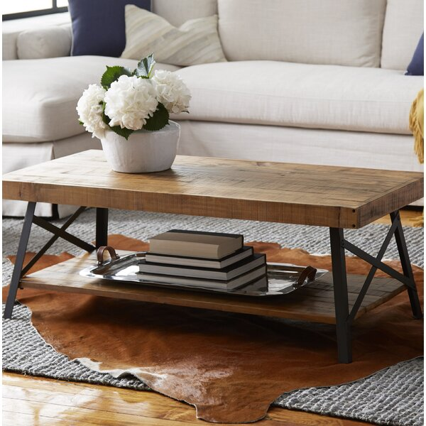 Top Kinsella Coffee Table with Storage by Trent Austin Design