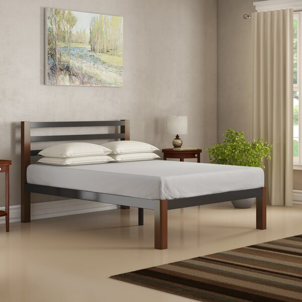 Odysseus Platform Bed by Andover Mills