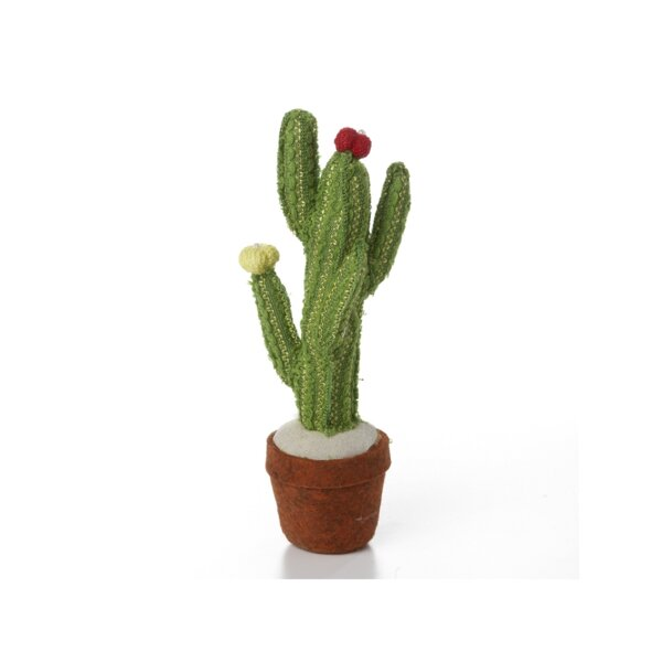 Andrews Cactus Decoration by Union Rustic