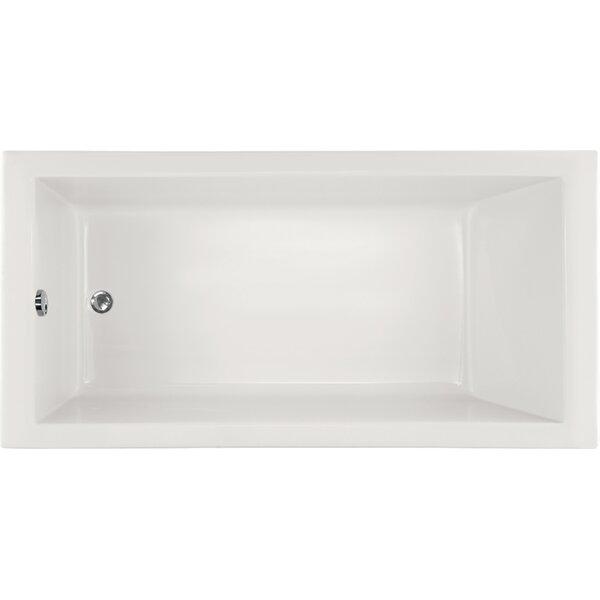 Designer Lacey 72 x 32 Soaking Bathtub by Hydro Systems