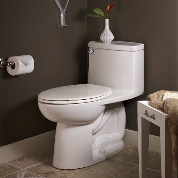Cadet 3 Flowise 1.28 GPF Elongated One-Piece Toilet by American Standard
