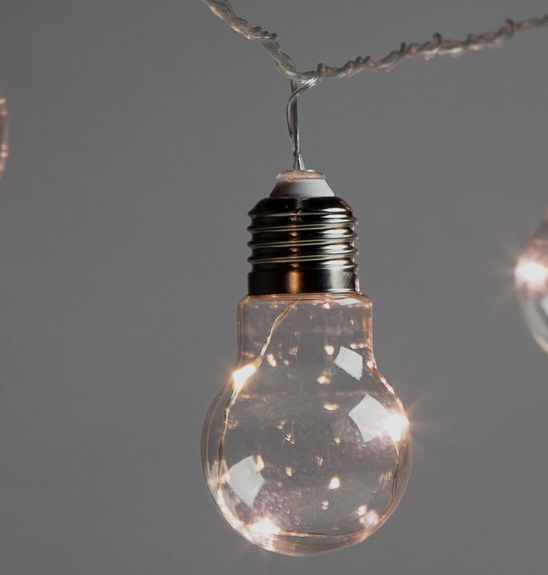 The Gerson Companies String Lighting & Reviews | Wayfair