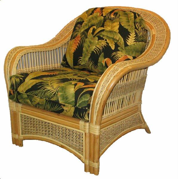 Keiper Armchair by Bayou Breeze