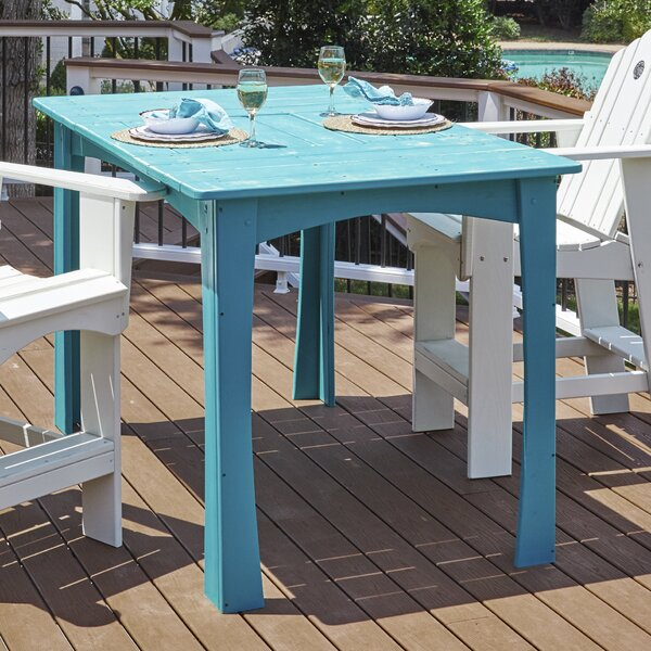Companion Bar Table by Uwharrie Chair