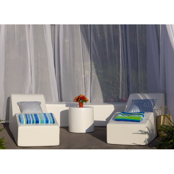 Pool 5 Piece Conversation Set by La-Fete