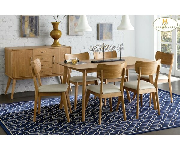 Garvey Dining Table By Langley Street