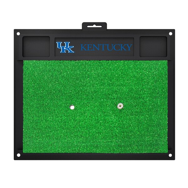 NCAA University of Kentucky Golf Hitting Mat by FANMATS