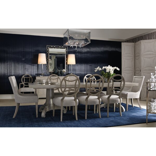 Criteria Extendable 9 Piece Dining Set by Bernhardt Bernhardt
