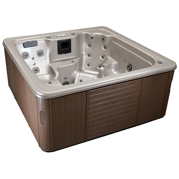 Galaxy 7-Person 92-Jet Spa with Lounger by Cyanna Valley Spas