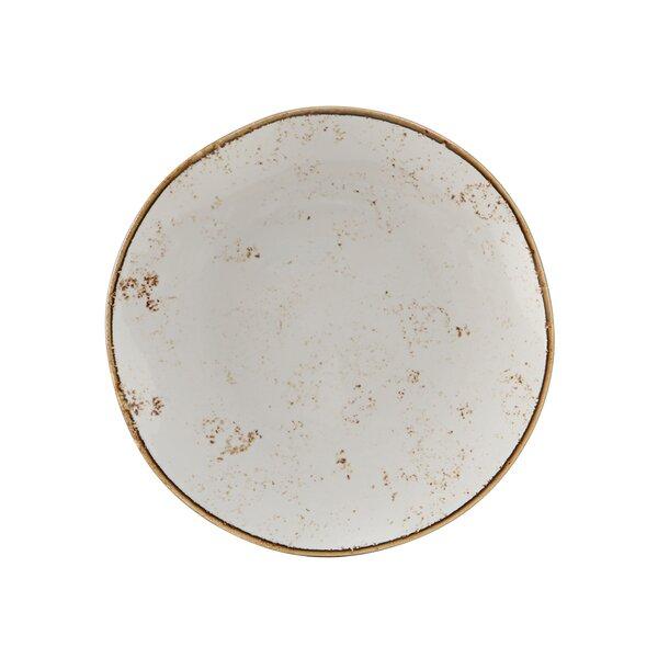 Ilene Reactive Glaze 10 Dinner Plate (Set of 4) (Set of 4) by Greyleigh