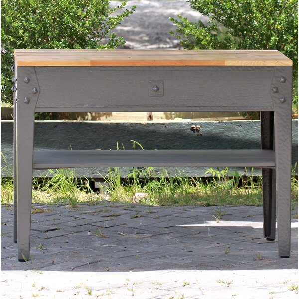 Mcgrane Farmhouse Prep Table by Gracie Oaks