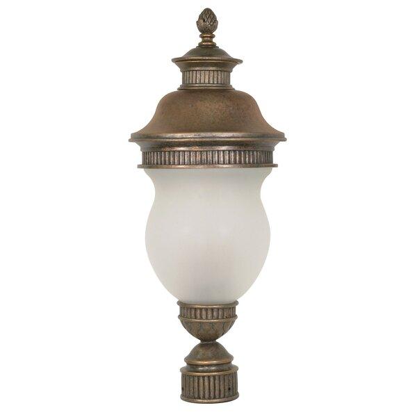 Luxor 3-Light Lantern Head by Nuvo Lighting