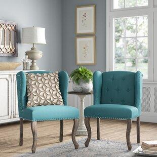 Soan Wingback Chair (Set of 2)