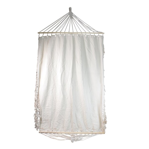 Hough Polyester Cotton Tree Hammock by Bungalow Rose Bungalow Rose