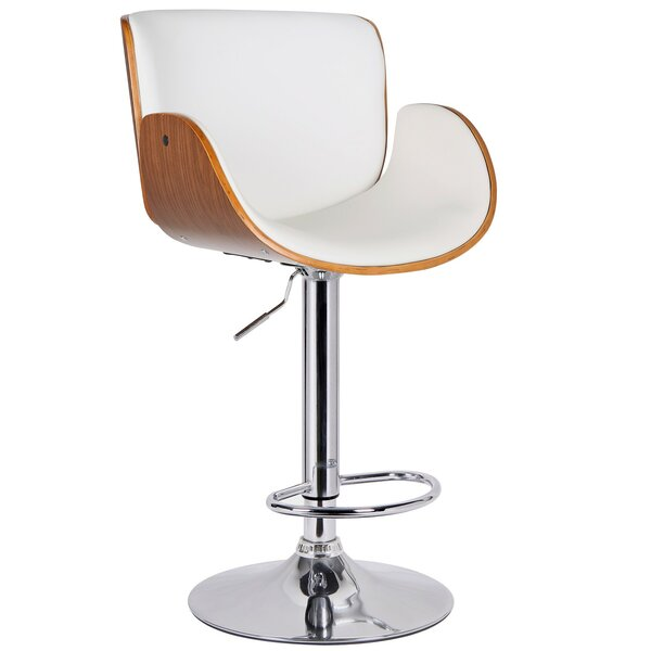 Adjustable Height Swivel Bar Stool by Porthos Home