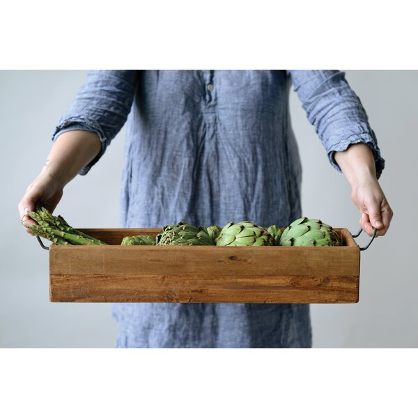 Raimondo Wood Serving Tray by Mint Pantry