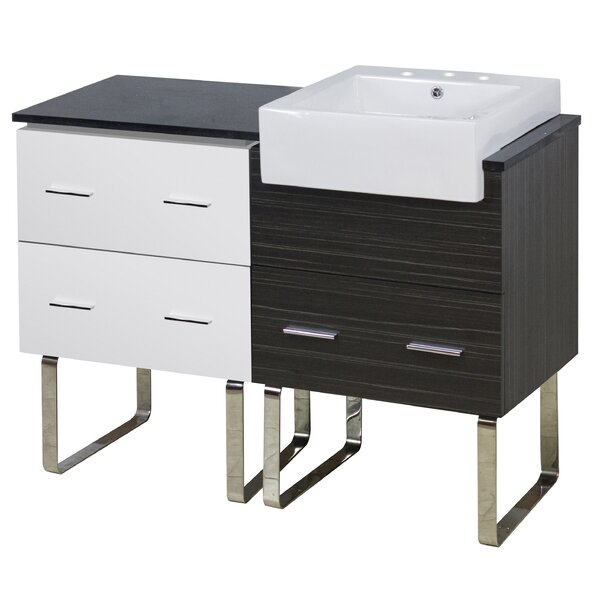 Barrus 49 Single Bathroom Vanity Set by Orren Ellis