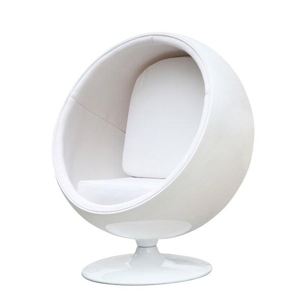 Evandale Balloon Chair by Orren Ellis