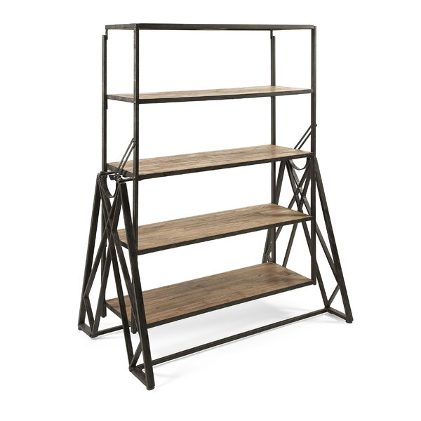 Shirl Classy Standard Bookcase by 17 Stories