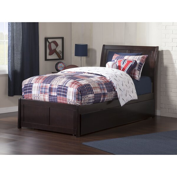 Quitaque Modern Twin Platform Bed by Harriet Bee