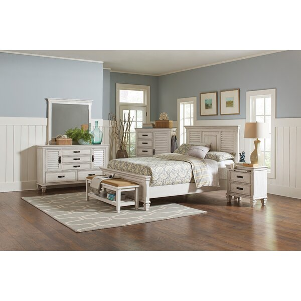 Coughlin Panel Bed by Rosecliff Heights