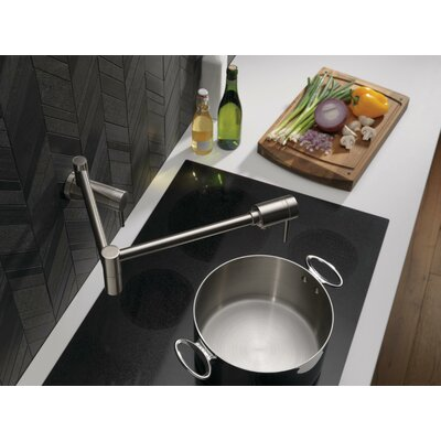 Pot Filler Stainless photo
