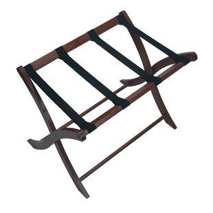 Regalia Contour Leg Luggage Rack By Winsome