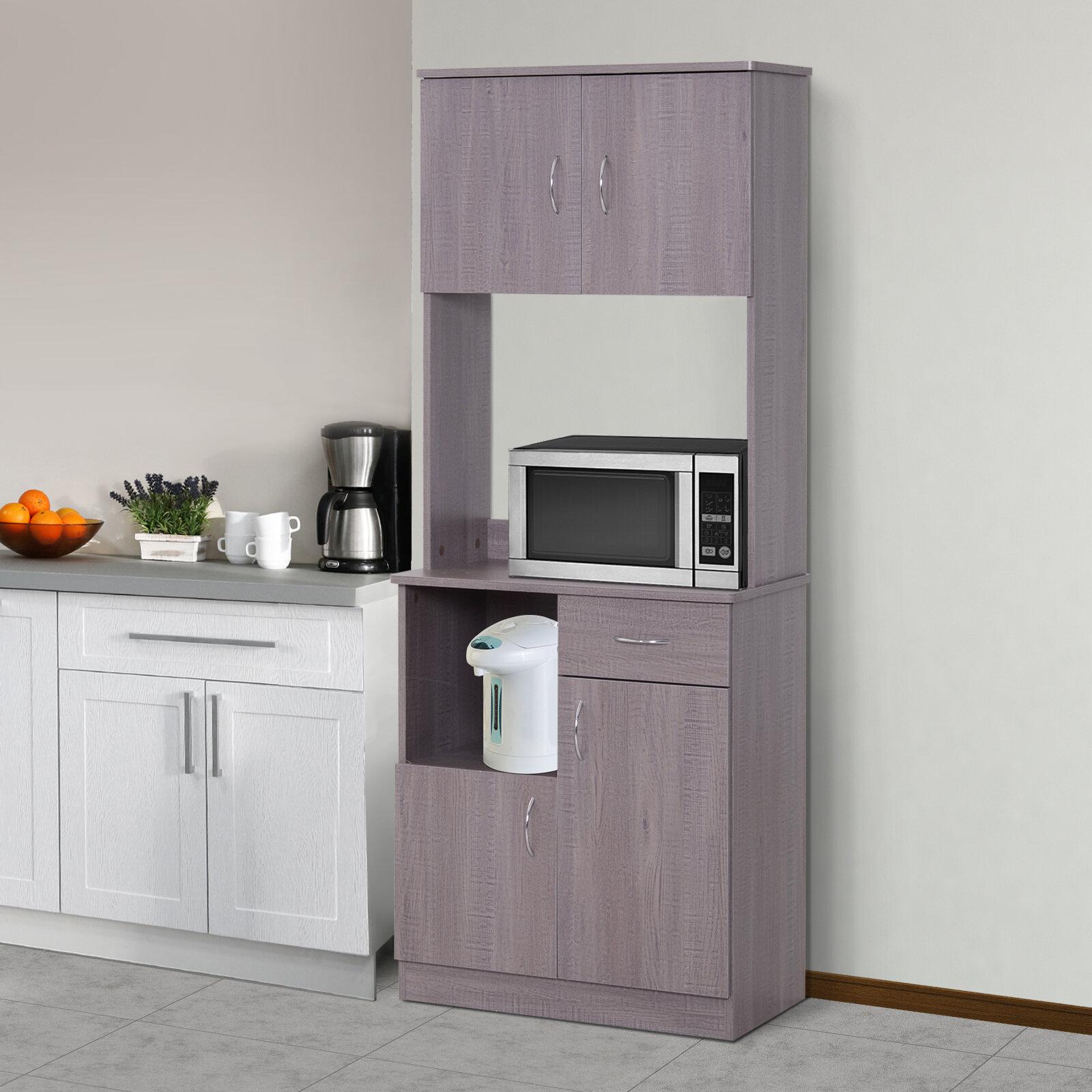 Missouri Free Standing 70 Kitchen Pantry